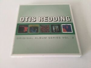 OTIS REDDING - ORIGINAL ALBUM SERIES VOL.2 - NEUF