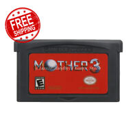 Mother 3 GBA Game Boy Advance Cartridge USA English