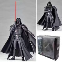 Star Wars Darth Vader REVOLTECH Action Figure Model Gift Wioth Box