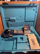 New Listingbrady Bmp21 Handheld Label Printer With Hard Case