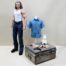 HPC ToyS Film Series 002 Con Air Nicolas Cage 12inches Action Figure