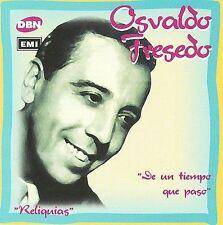 De Un Tiempo Que Paso by Osvaldo Fresedo (CD, Feb-2002, Emi)