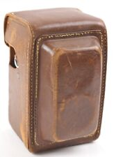 Kodak Reflex TLR Field hard case - Leather - Made in USA