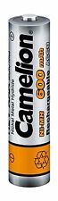 Camelion AAA Micro Accus Batterie HR03 600mAh/1000mAh Nimh Rechargeable Piles