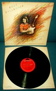 RORY GALLAGHER  The Story So Far ORIGINAL 1st UK 1972  POLYDOR