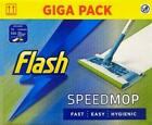 Flash Speed Mop Cleaning Kit with 60 Wet Refill Cloths Giga Pack - NEW