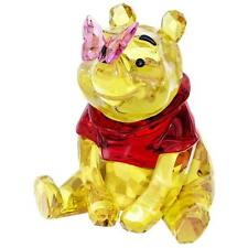 SWAROVSKI DISNEY WINNIE THE POOH WITH BUTTERFLY #5282928 BRAND NIB CRYSTAL F/SH