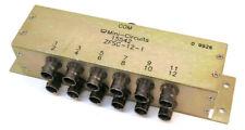 Mini Circuits 12 Way ZFSC-12-1 Power Splitter Combiner [ 10 - 200 MHz ]