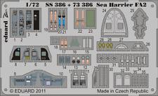 Eduard Zoom SS386 1/72 BAe Sea Harrier FA.2 Airfix