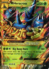 Pokemon Heracross MEGA EX Holo 112/111 - Proxy Karte - Skaraborn