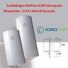 Scaldabagno LT 45 Elettrico SLIM Salvaspazio Orizzontale 2 Anni Garanzia