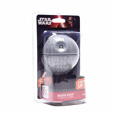 Star Wars Mini Death Star Art Room Decor 3D LED FX Wall Night Light Home Deco