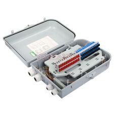 48 Cores SC/FC Adapter Pigtail Fiber Optic Distribution Box FTTH Termination Box