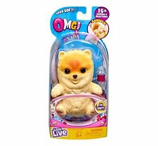 Pomeranian Puppy Dog Little Live Omg Pets Interactive Gender Reveal Sounds 2020