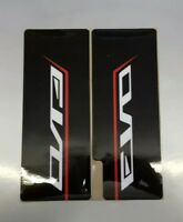 BETA EVO FORK PROTECTOR DECALS STICKERS GRAPHICS 2011 2019 black