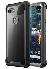 Google Pixel 3 Case Tough Bumper Cover Dual Layer Built in Screen Protector