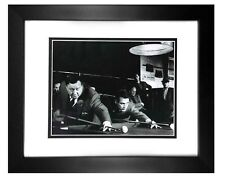 Gleason & Newman Star in the 1961 Movie The Hustler 001 8x10 Photo Framed 11x14
