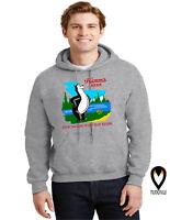 Hamms Beer Classic Retro - Hooded Sweatshirt NEW