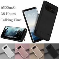 Power Bank Cover External Charging Silm Battery Case For Samsung Galaxy Note 10+