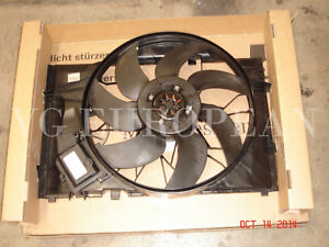 Mercedes-Benz C CLK Class Genuine Radiator Cooling Fan NEW 230 240 320 32 AMG