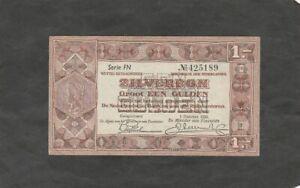 Banconota Olanda del 1938 BANCONE DA COLLEZIONE