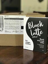 Black Latte Dry Drink 100g Black Charcoal Latte