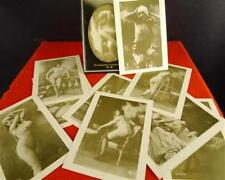 bibliophilen Kunstpostkarten Serie Playgirls von damals 10 erotische Postkarten