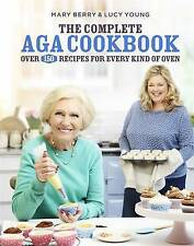 The Complete Aga Cookbook by Mary Berry, Lucy Young (Hardback, 2015)