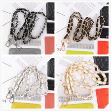 Metal Purse 119cm Chain Straps Shoulder Crossbody Bags Handbag Purse Replacement