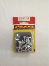 Games Workshop Warhammer LIZARDMEN classic SAURUS TEMPLE GUARD COMMAND (BNIB)