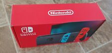 Nintendo Switch Console with Neon Red and Neon Blue Joy-Con *FAST SHIPPING*