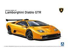Aoshima 1/24 Lamborghini Diablo GTR #010693