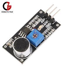 10PCS LM393 Microphone 0.5M Induction Distance Sound Sensor Dectection Module