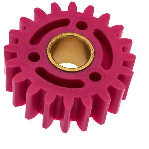 Pink Cylinder Intermediate Gear Fits Suffolk Qualcast Petrol 35S, 43S, QX