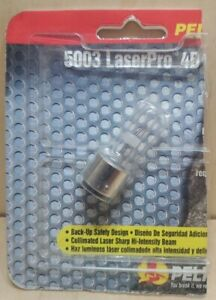 "Genuine Pelican 5003 for ""LaserPro 4D"" Flashlight Lamp Module Bulb SHIPS FREE!!"