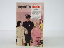 Beyond the Realm by Marie Turni Sleaze GGA Vintage Paperback