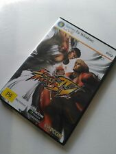 Ultra Street Fighter 4 IV  PC Video computer Game with manual & Code