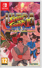 Ultra Street Fighter 2 Final Challengers Azione - Nintendo Switch