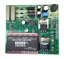 NEW - 4-20mA Board, PN 25C0007R0 (Rosemount 400A Analyzer)(Repl PN 621023)
