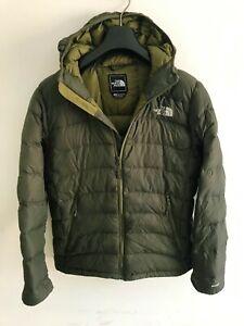 The North Face Down 600 Jacket Mens Small / Medium Green S/M Coat Lightweight