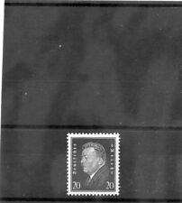 GERMANY Sc 375(MI 415)*VF LH 1928 20c DARK GREENISH BLUE $13