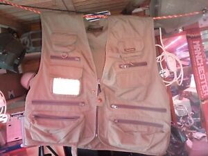 Snowbee Luxury Fly Fishing Vest Large