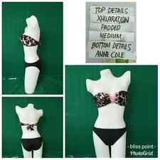 TWO PIECE SWIMSUIT, XHILIRATION with pads and Anne Cole Bottom