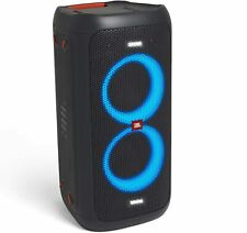 JBL Partybox 100 High Power Portable Wireless Bluetooth Audio System - Black
