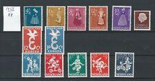Niederlande Jahrgang 1958 Postfrisch nach NVPH Komplett