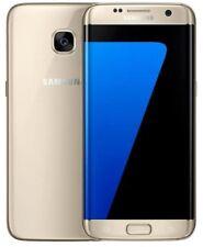 Teléfonos móviles libres Samsung Galaxy S7 oro 4 GB