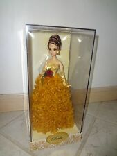 DISNEY DESIGNER PRINCESS BELLE DOLL LIMITED EDITION  NRFB 7050/8000 SEE PICTURE
