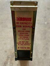 Rowe Bc 1200 1400 3500 Coin Changer Hopper Hi-Capacity