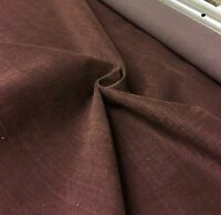 BEAUTIFUL DAMSON CURTAIN UPHOLSTERY FABRIC 3.1 METRES