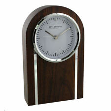 Wooden Nature Desk, Mantel & Carriage Clocks